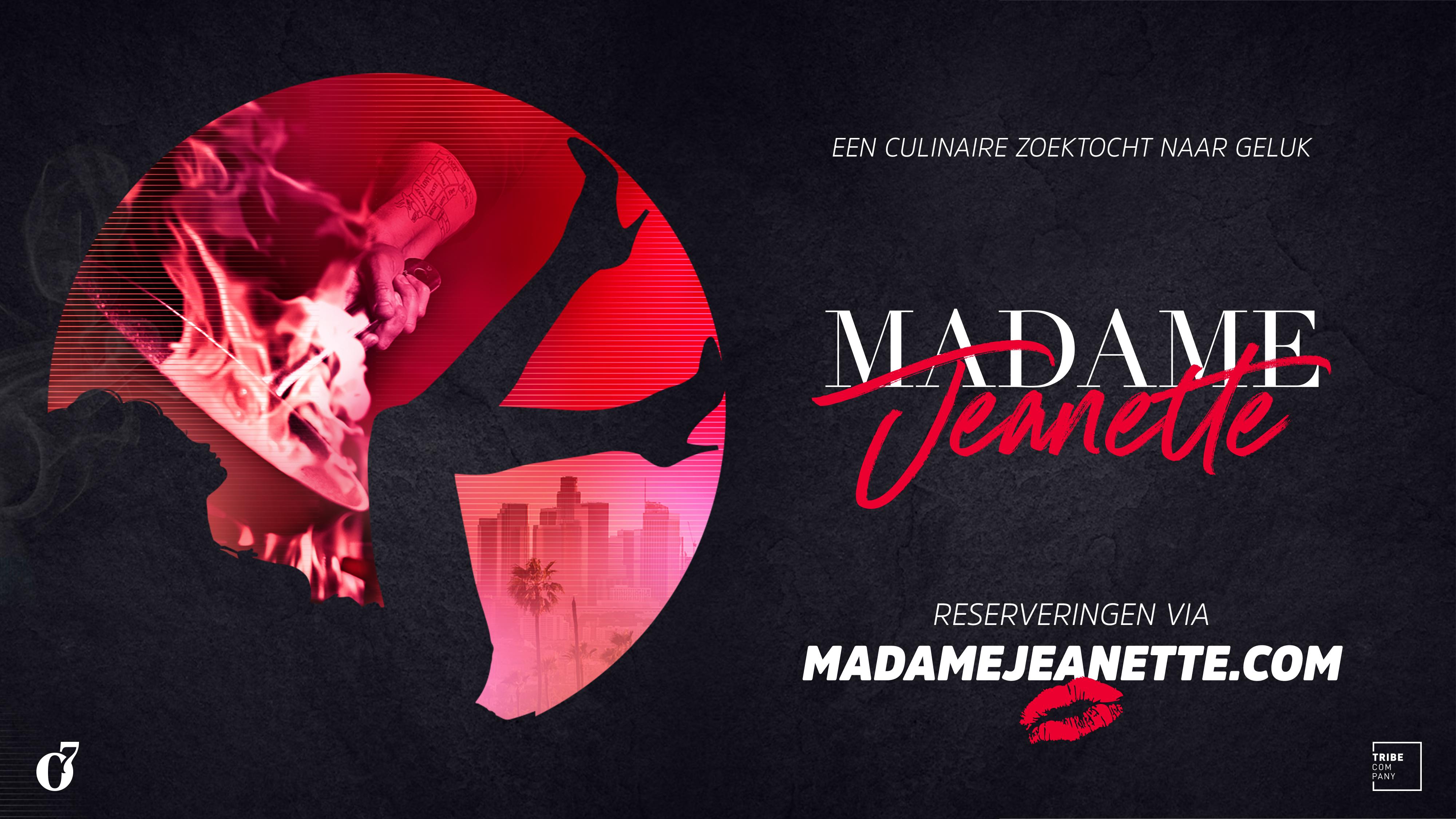 Madame Jeanette in Studio 21